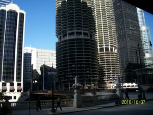 Marina City building