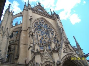 Metz cathedral