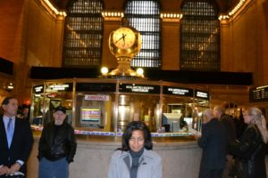 Gare de New York
