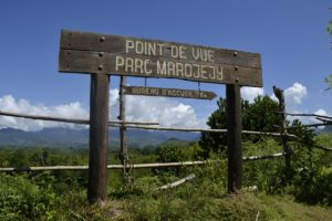 Point de vue sur Marojejy